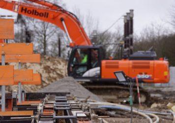 Forsyning | Holbøll udfører lokalt anlægsarbejde