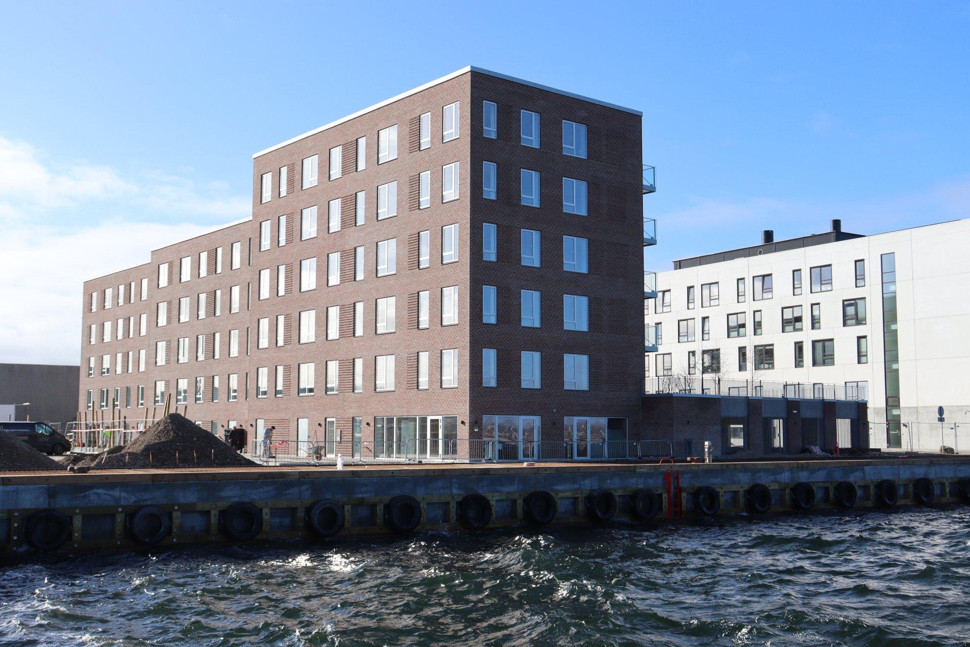 Øst- og Vestbryggen i Holbæk | Reference | Holbøll A/S