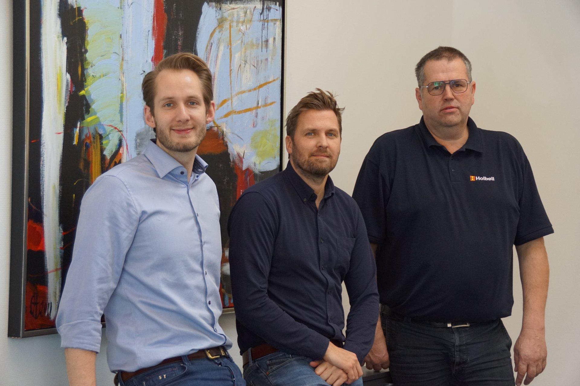 Holbøll udvider direktion med ny direktør for forretningsudvikling, Martin Juhl