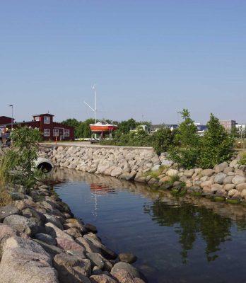 Rent Vand, Holbæk Havn, Entreprenør Søren Kristiansen-min