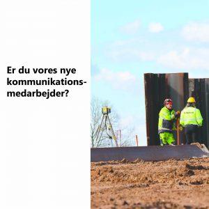 Er du Holbølls nye kommunikationsmedarbejder